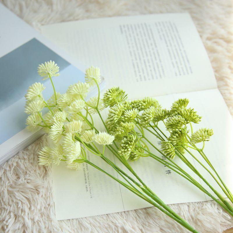 2019 Manual Dandelion Artificial Flower Manufacturers Home Wedding