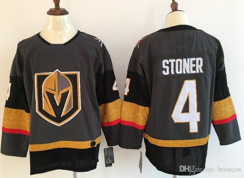 92c5771b4 Nhl Hockey Jerseys 2018 Stanley Cup Champion Vegas Golden Knights ...