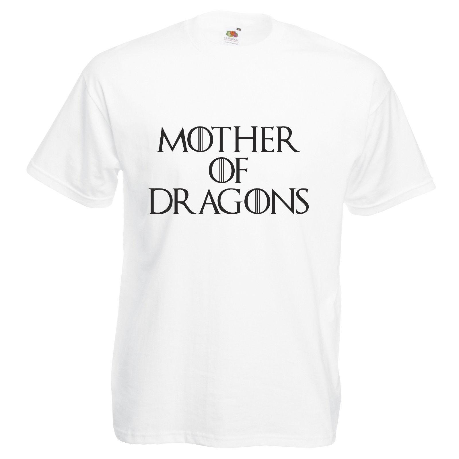 4fd263258 Mother Of Dragons Game Of Thrones Daenerys Stormborn Targaryen Inspired T  Shirt Tee Shirt For Sale Worlds Funniest T Shirts From Rutmerch, $11.01|  DHgate.