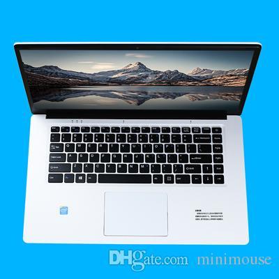 Computador portátil do PC do caderno do estilo elegante ultra fino do computador portátil de 2G + 32G 15.6inch
