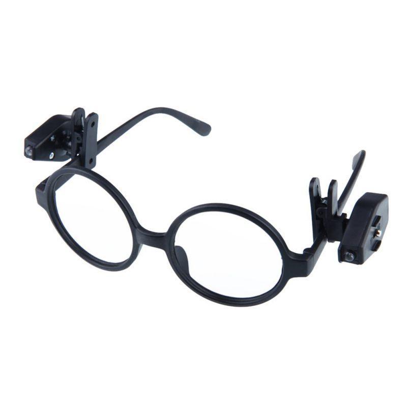 Compre Flexível Universal Clipe De Óculos De Luz Led Mini Lâmpada De Leitura  Do Livro Crianças Luzes Para Óculos Óculos De Segurança De Yuancao, ... 47d367bc51