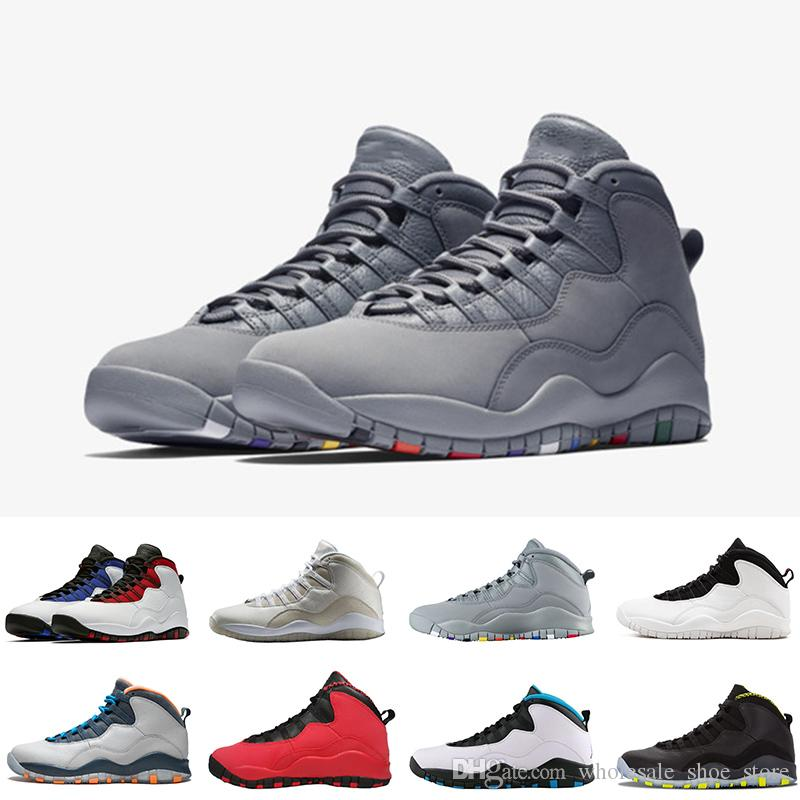 302abe32d Best 10 10s Basketball Shoes Sneakers Mens Orange X Chicago Steel Im Honors  Westbrook Venom Green Over Broadway Designer Sport Tennis Shoe Online with  ...