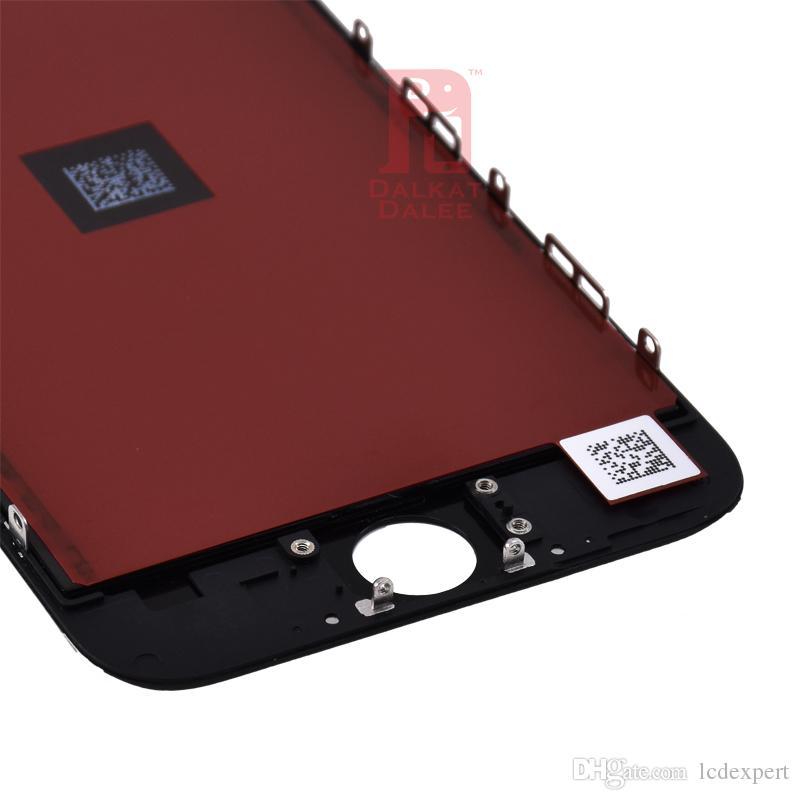 Display LCD ad alta luminosità Passa gli occhiali da sole Test Touch Digitizer Schermo intero Sostituzione del gruppo completo iPhone 6 LCD Tianma