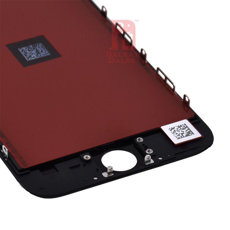 Lcd de alta brilho passar óculos de sol de teste de toque digitador de tela completa completa substituição de montagem para iphone 6 para tianma lcd