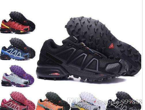 2018 Speedcross 4 Trail Runner Best Quality Men's And Women's Sports Shoes Fashion Sneaker Outdoor Shoes Free Shipping official site for sale IfJHqd