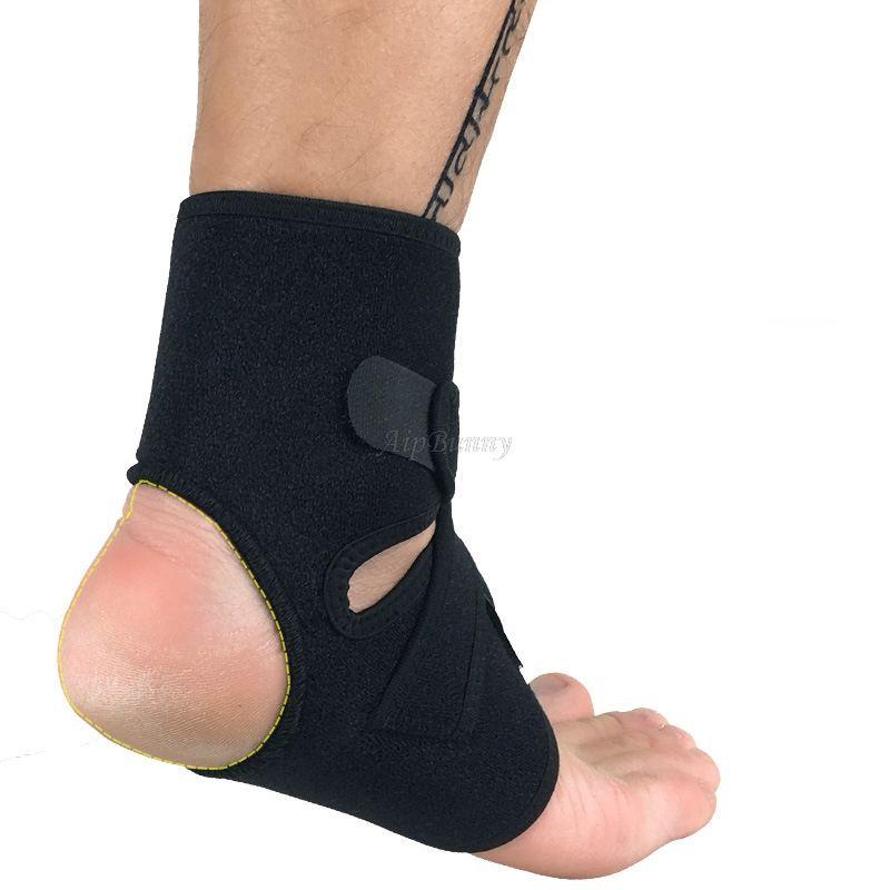 b7c689f81ae06 Compre Aipbunny Compresión Deportes Baloncesto Fútbol Tobillo Soporte  Ortopédico Artritis Prevenir Foot Angel Socks Tobilleras Deportivas A   29.23 Del ...