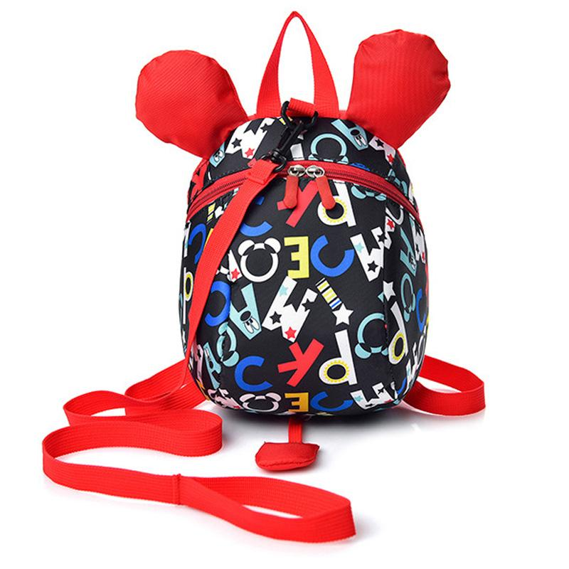 2018 New Anti Lost School Bags Bear Pattern Backpack For Boys Girls Print Kid  Small Bags Cartoon Children Kindergarten Backpacks Shoulder Bags For Women  ... 005e76f036
