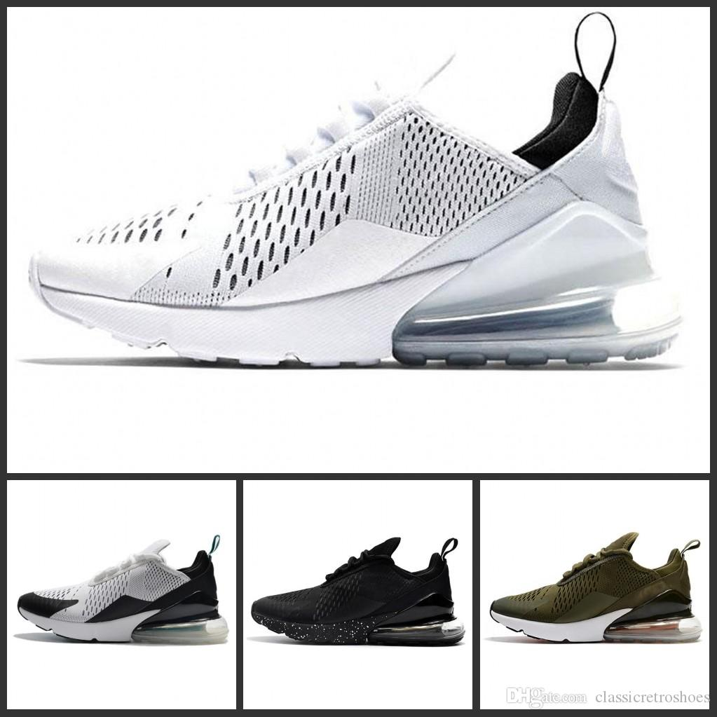 2019 New 270 Men Running Shoes For Women Sneakers Trainers Male