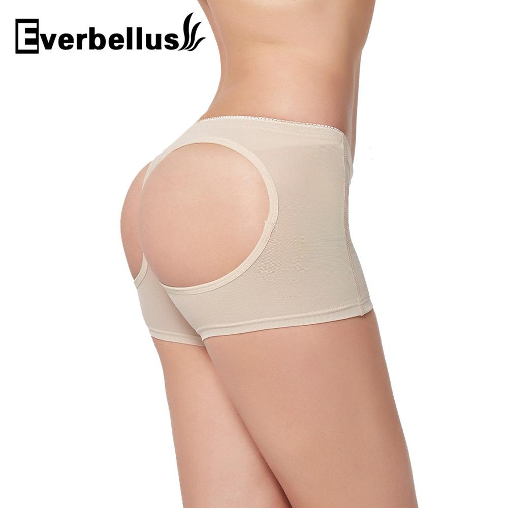 41630e826a4b1 Everbellus Body Shaper Slimming Control Panties Hole Butt Lifter Women  Simple Sexy Lingerie Shapewear Corrective Underwear UK 2019 From Beke