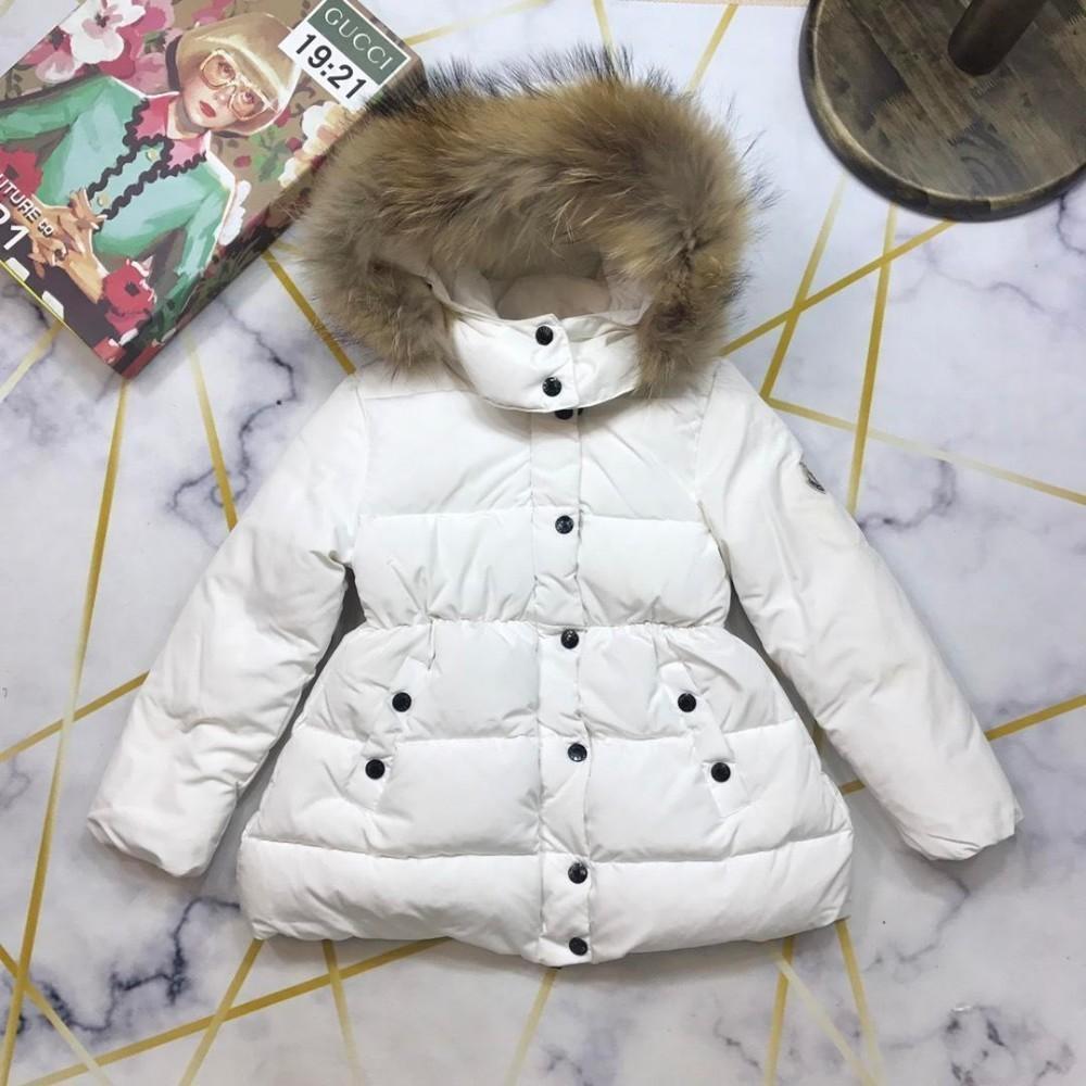 Nouveau Modèle Automne Et Hiver Enfants Bai Yarong Fonds Frivole Espace Argent Métal Couleur Homme Vêtements Femme manteau bébé manteaux