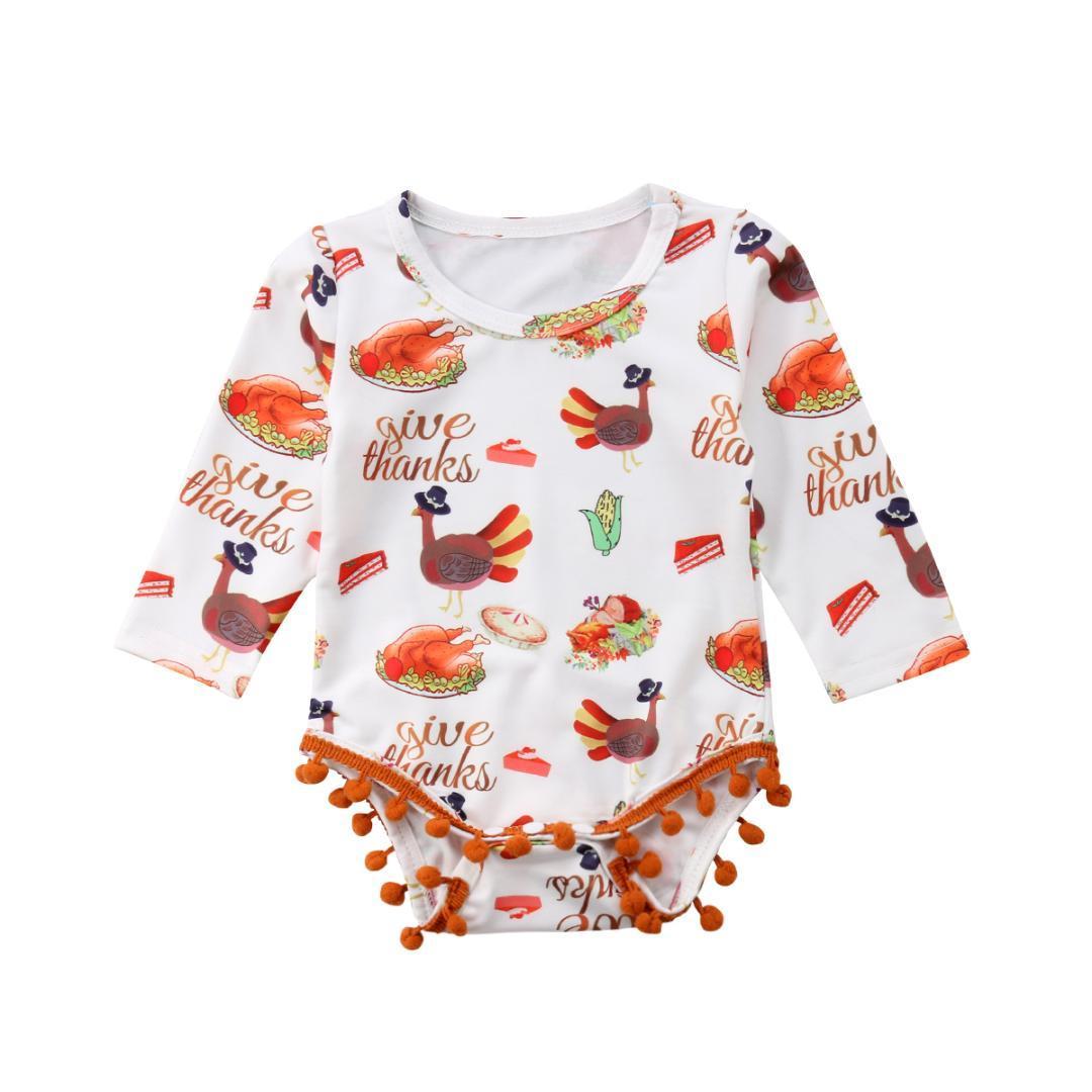 771a1b90720 the New Fashion Long Sleeve Newborn Infant Baby Girls MY 1st ...