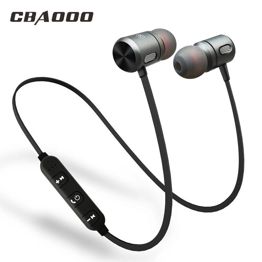 1cccda625fe CBAOOO C10 Bluetooth Earphone Sport Running Headsets With Mic In Ear  Wireless Earphones Bass Bluetooth Headset For IPhone Xiaomi Best Wireless  Earbuds ...