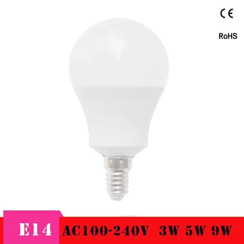 Led Light Bulb With 270 Degree Beam Angle Bulb Lamp For Room Corrider Lighting E27 220v Lampada Led Bombilla Spotlight Lights & Lighting