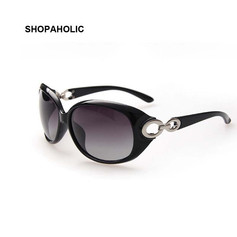 257b15aa3d Compre Gafas De Sol Polarizadas De Moda Para Mujer Diseñador De La Marca  Lentes Gafas De Sol Para Mujer Clásico De Época De Conducción Para Mujer  Gafas De ...