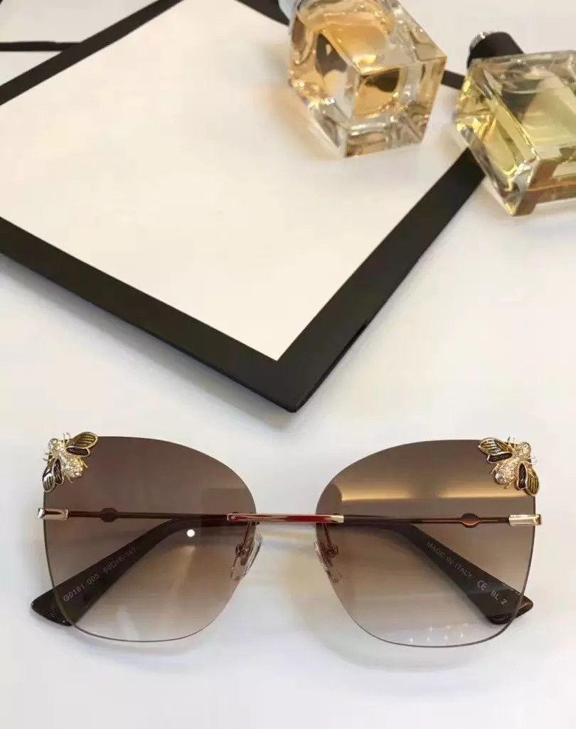 05c8158afbb9 Diseñador de la marca de gafas de sol para hombre gafas de sol de lujo para  mujer gafas de sol mens diseñador de la marca para hombre gafas de sol ...