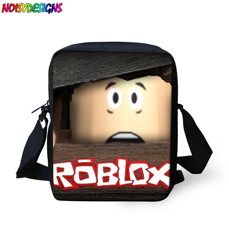 Cute Roblox Games School Bag Mini Children Messenger Bag 3D Printing Cross  Body Kids School Supplies For Boys Girls Student Purses Designer Handbags  From ... b7f93bb4b6af6