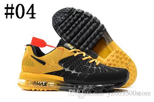 huge discount 12110 a35e1 Compre Nike Air Max Airmax 120 Emergentes Para Correr 2018 Zapatillas De  Deporte Blancas Triples Baratas De Tres Colores Negras KPU Zapatillas De  Deporte De ...