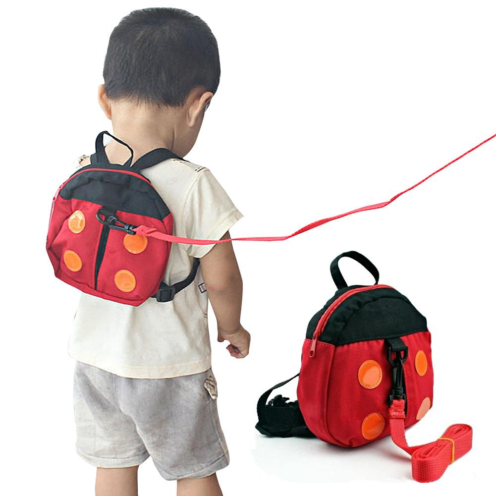 Outstanding 2In1 Ladybird Shaped Keeper Anti Lost Safety Harness Baby Backpack Walk Harness S7Jn Gamerscity Chair Design For Home Gamerscityorg