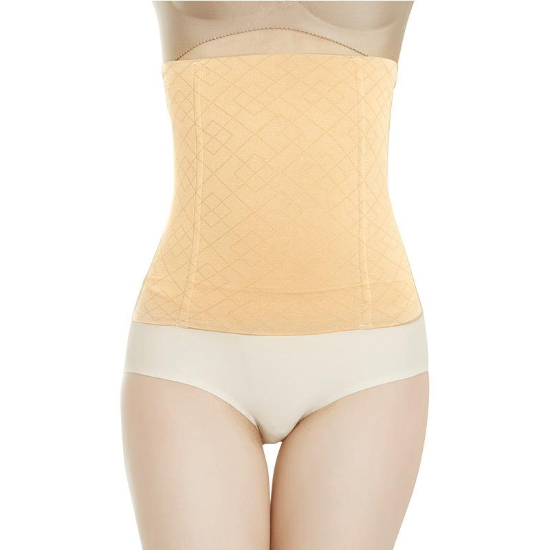 ba1ce5b35a 2019 Sexy Women Waist Trainer Belly Body Shaper Stretchy High Waist Girdle  Cincher 4 Steel Boned Soft Elastic Tummy Control Long Shapewear From  Daylight