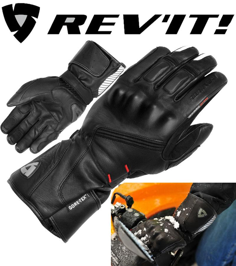 Motorradhandschuhe Wärmeisoliert Leder Wasserdicht Handschuhe Gr.10 Handschuhe