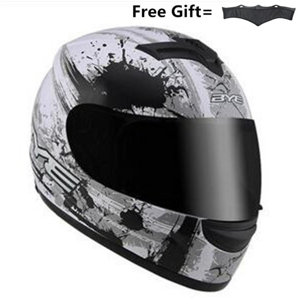 Motorcycle Helmet Motocross Racing Helmet Motorbike Full Face E De