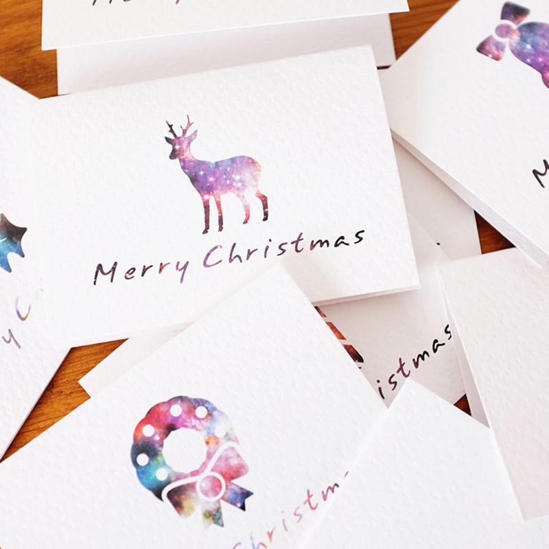 Wholesale Christmas Cards Greeting Card 3d Card Postcard Gift Xmas ...