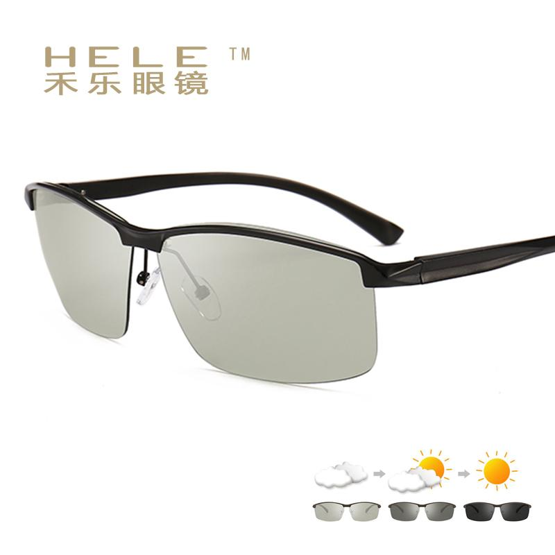 4d9717200c Half Frame Sunglasses Photochromic Gold Sunglasses Night Driving Glasses  Clearance Sale Items High Quality Polarized Uv400 Police Sunglasses  Serengeti ...