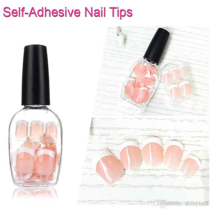 Foreverjasmine Nail Polish Box Classic French Manicure Nails Tip ...