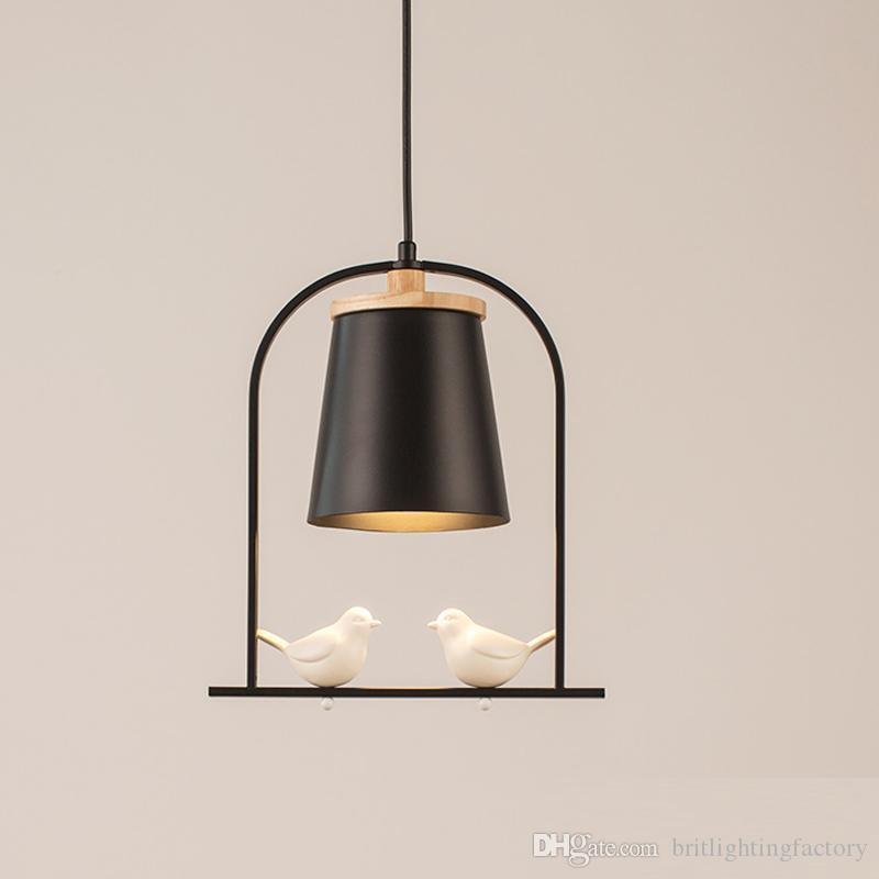 Living Room Bar Small Pendant Lamps Modern Restaurant Kitchen ...