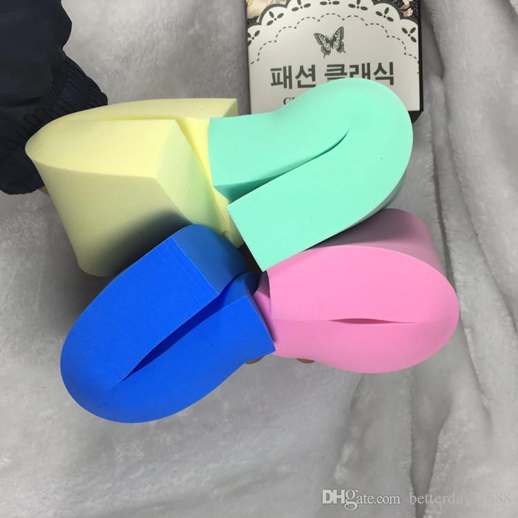 2018 новорожденный ванна губка мочалки душ губка ванна для новорожденных много цветов губка для ванны для детей DHL бесплатно