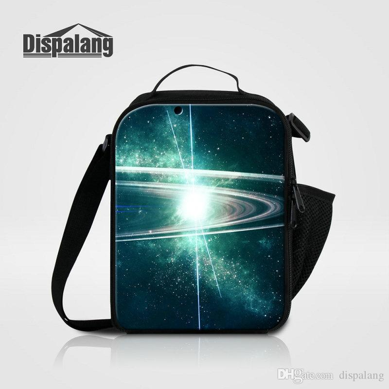 2019 Unique Galaxy Printing Lunch Cooler Bags For Children Thermal Insulated  Lunch Box Storage Women S Portable Food Picnic Bags Adults Lancheira From  ... 2542854d76