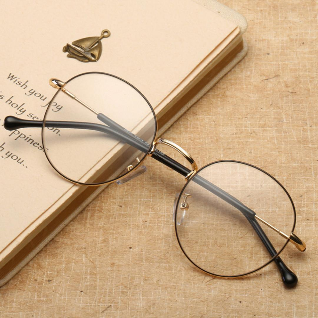 c8431f5019a4d 2019 Iguardor Cycling Round Eyeglasses Optical Glasses Outdoor Glasses For  Decor Rose Gold Frame From Pearguo