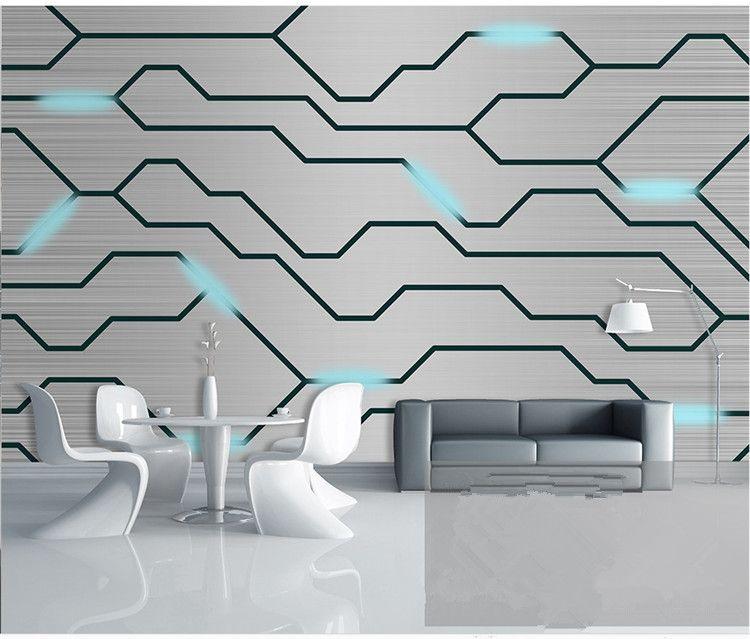 Custom Photo Advanced Personality Wallpaper 3d Stereo
