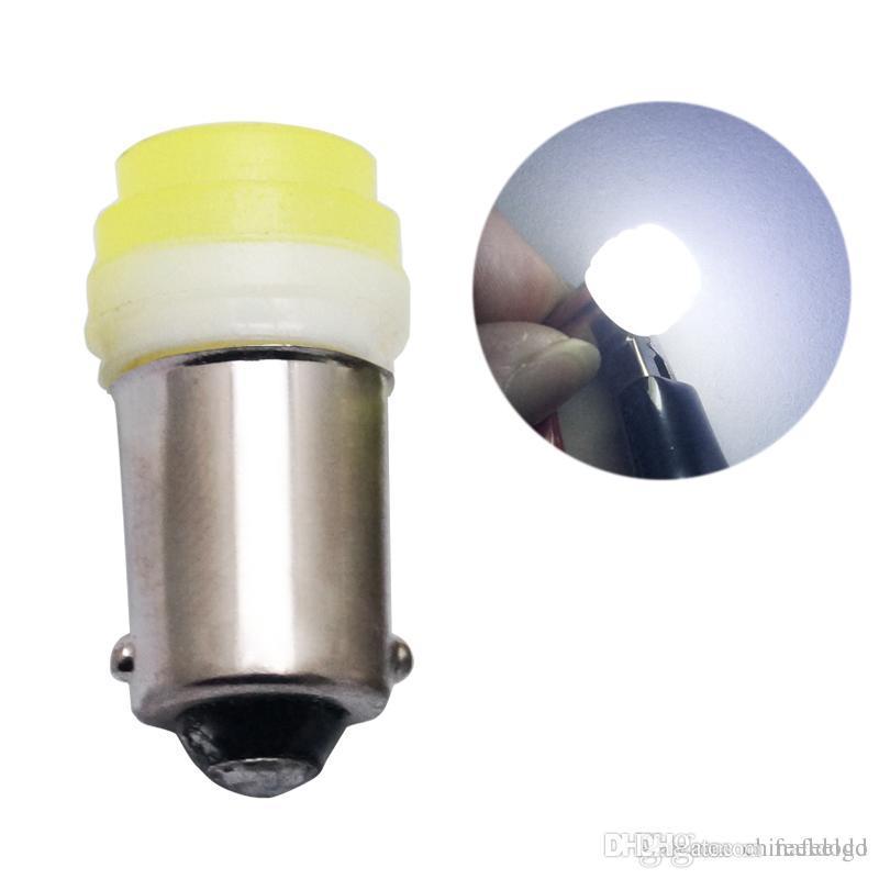 Dc12v 1 Ampoule En Styling Vente De Voiture Lecture Intérieur Lampe Gros Ba9s Céramique 5w Led Blanc4647 T4w dsrQthC