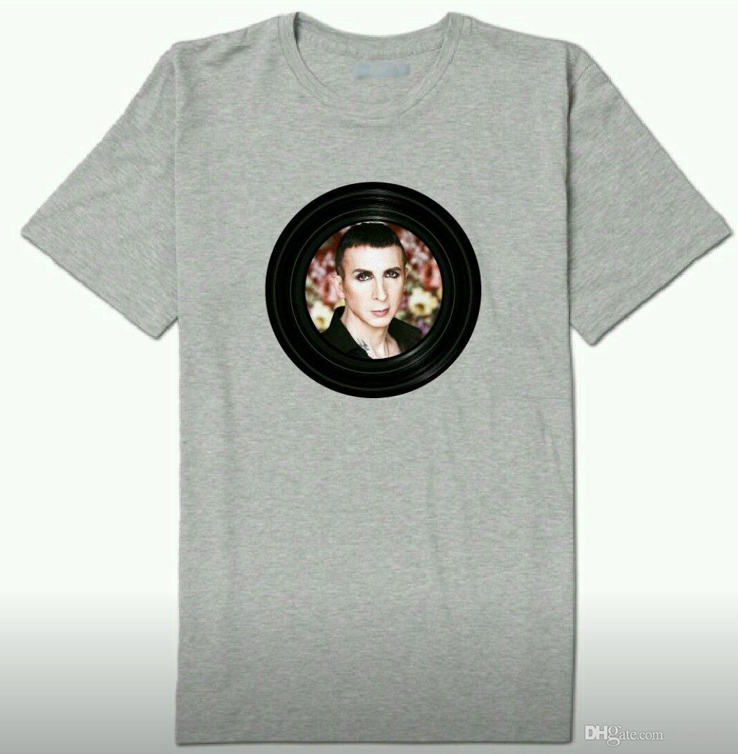 Marc Almond Soft Cell 80s Unisex Printed T Shirt Recordsingle