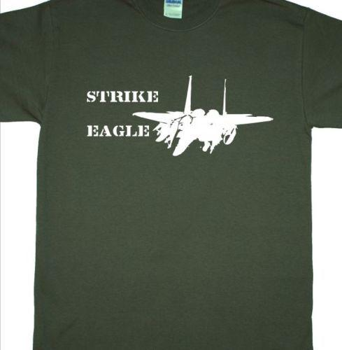 47918503f3c McDonnell Douglas F 15 Eagle T Shirt United States Air Force