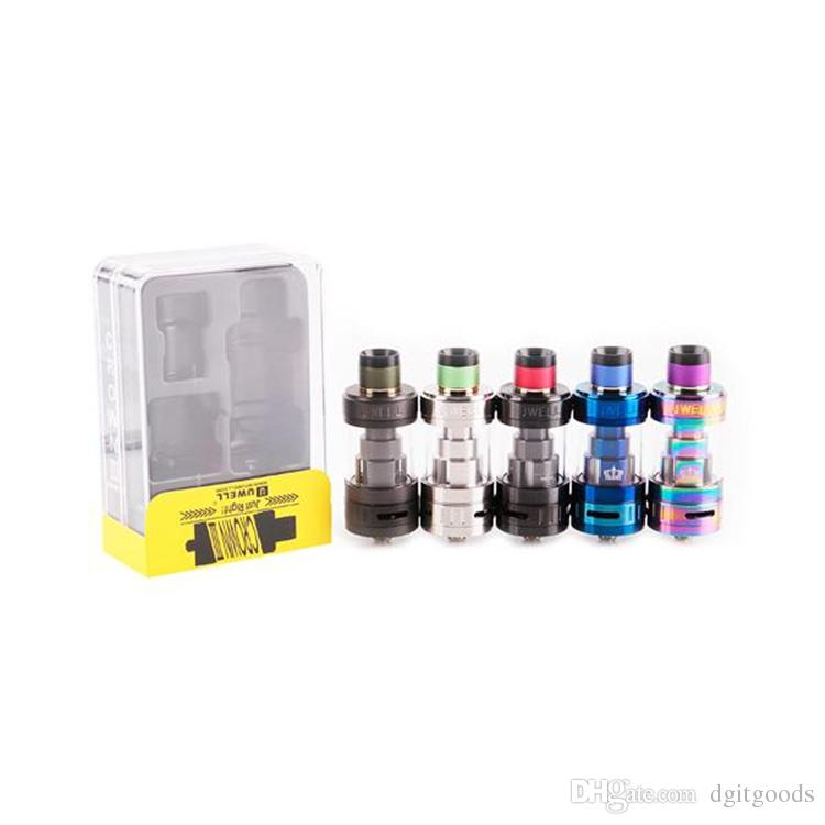 Uwell Crown 3 Tank with 5.0ml e-Juice Capacity Top Filloing Airflow Control Sub ohm Tank Large Clouds Crown III atomizer