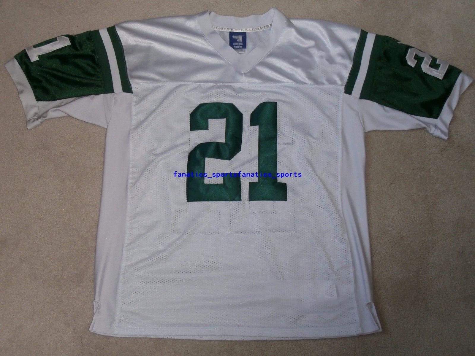 2018 Cheap Custom New York  21 Tomlinson Football Jersey Stitched ... 069025564