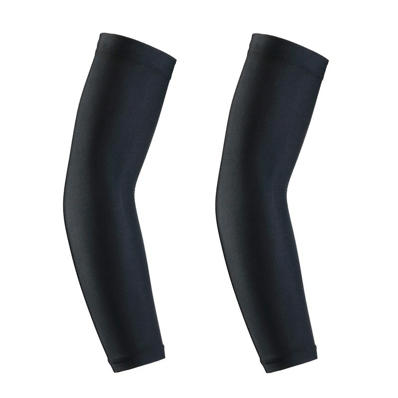 ring magic mixed sports basketball arm guards outdoor riding sun sleeve elastic sent fast-drying sweat sweats elbow factory direct