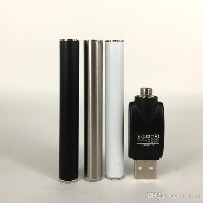 Quality circuit board 350mah Disposable Oil Cartridge vape Pen M3 510 thread no button Battery fit Th210 G5 atomizer with USB charger