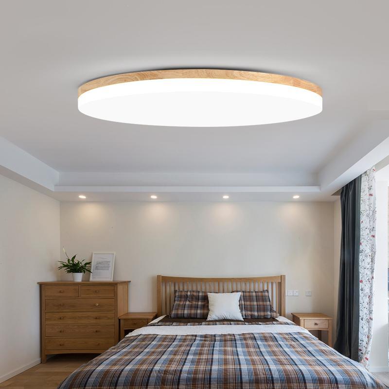 gro handel moderne led deckenleuchten f r wohnzimmer schlafzimmer dekoration innenleuchte. Black Bedroom Furniture Sets. Home Design Ideas