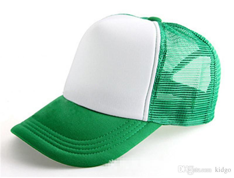 cap Baby Boys Girls baseball hats Trucker Cap Kids Baseball Caps Summer Toddler Children Snapback Caps 5-18 Years Old K0178