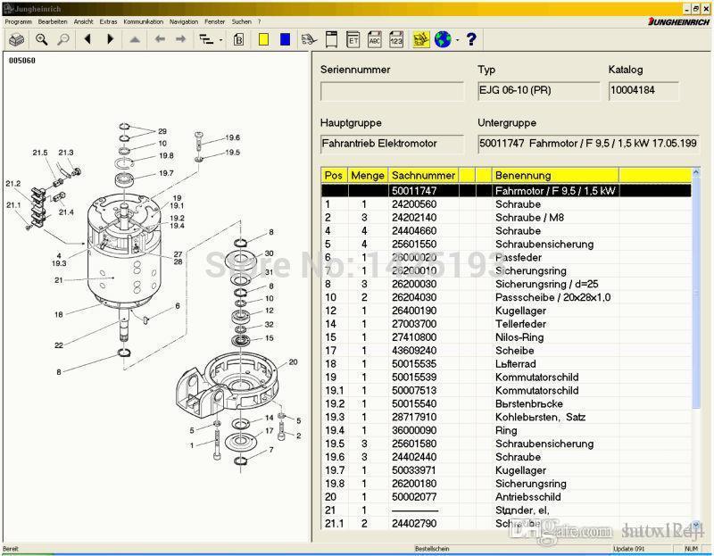 jeti forklift et v4 34 spare parts catalog for jeti jungheinrich rh dhgate com jungheinrich efg 115 parts manual jungheinrich eje 116 parts manual