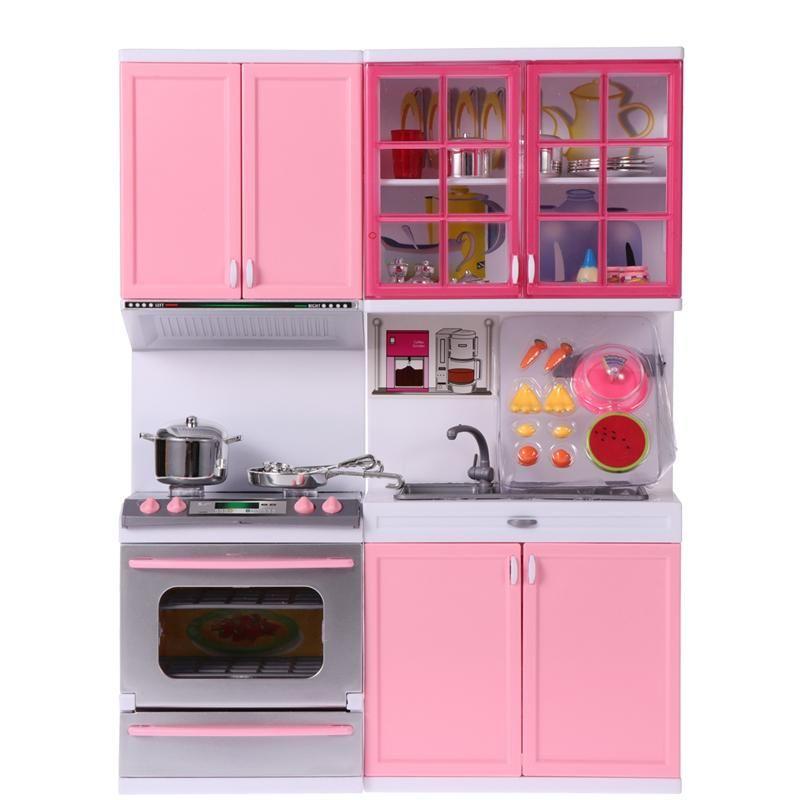 Compre juego de utensilios de cocina de pl stico juegos de - Utensilios de cocina para ninos ...
