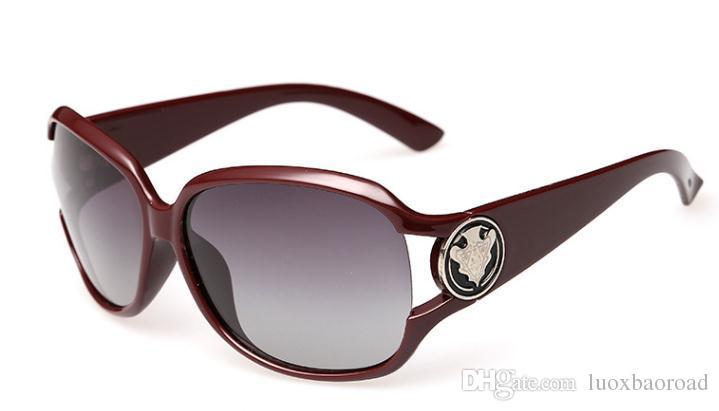 Novos óculos polarizados das mulheres óculos de sol retro clássico 3043 óculos de estilo quente óculos polarizadores atacado. 5 cores