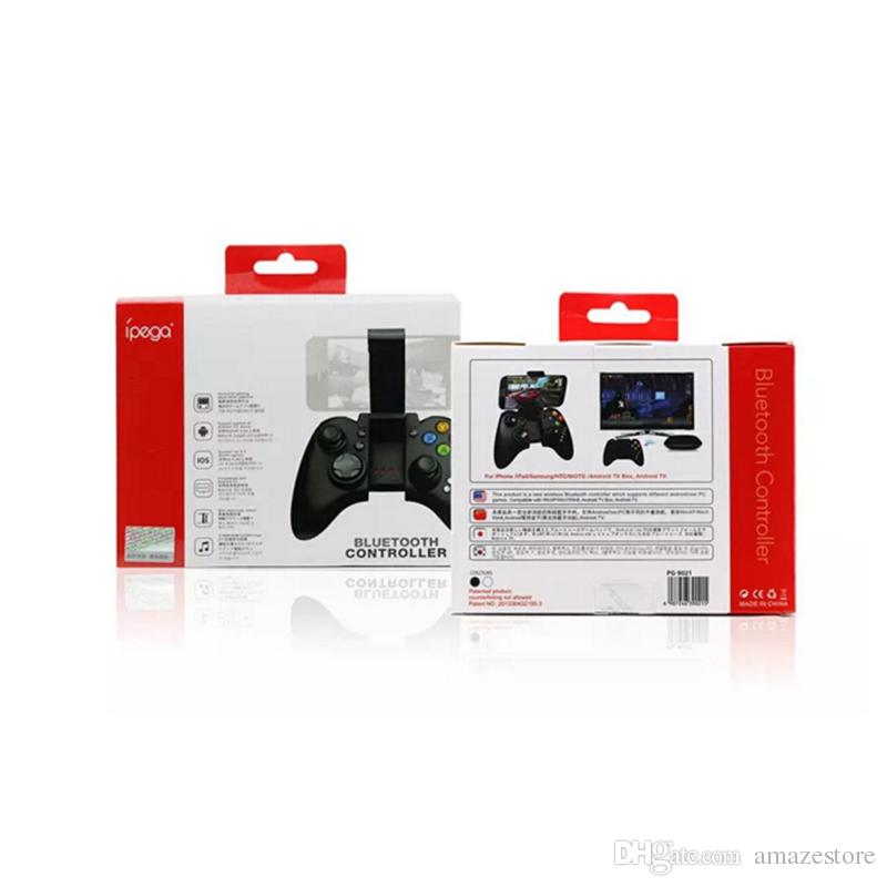 IPEGA PG-9021 Classic Wireless Bluetooth V3.0 Gamepad Game Controller Gamepad Joystick for Android / iOS PC Games