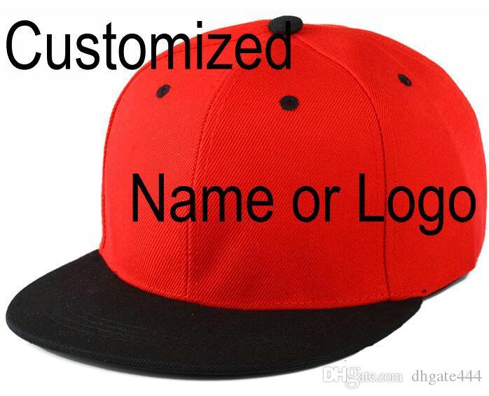 ce94a979f9c Baseball Cap Adult Customized Caps Snapback Hats Accept Custom Made ...