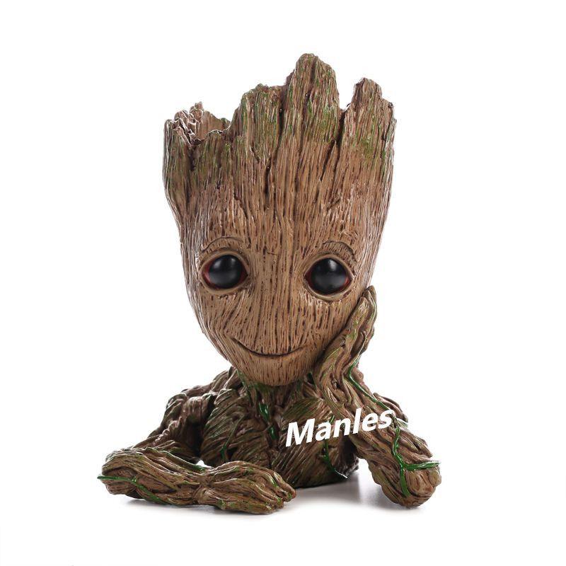 Guardians Of The Galaxy Pot 2 Costume Ekubannye In Pots Baby Groot Toy  Action Figures Guard Costum Gift Kid Flowerpot Gardening Mascot Abba  Costumes Disco ...