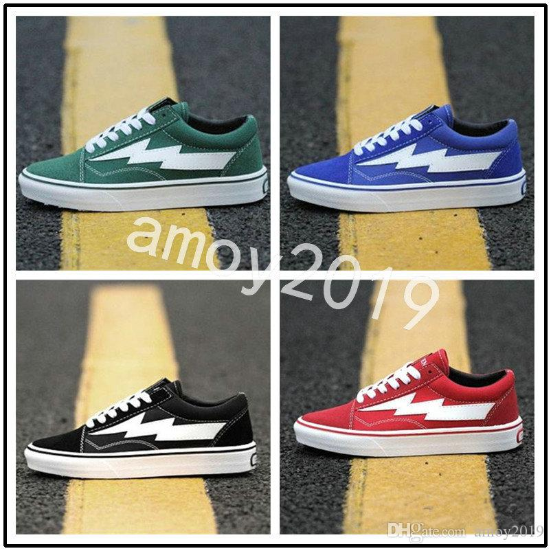 REVENGE x STORM NEW size36-44 New Unisex Low-Top & High-Top Adult Women's Men's Canvas Shoes 4 colors Laced Up Casual Shoes Sneaker shoes clearance outlet locations cheap brand new unisex sale tumblr fake sale online K2IsF