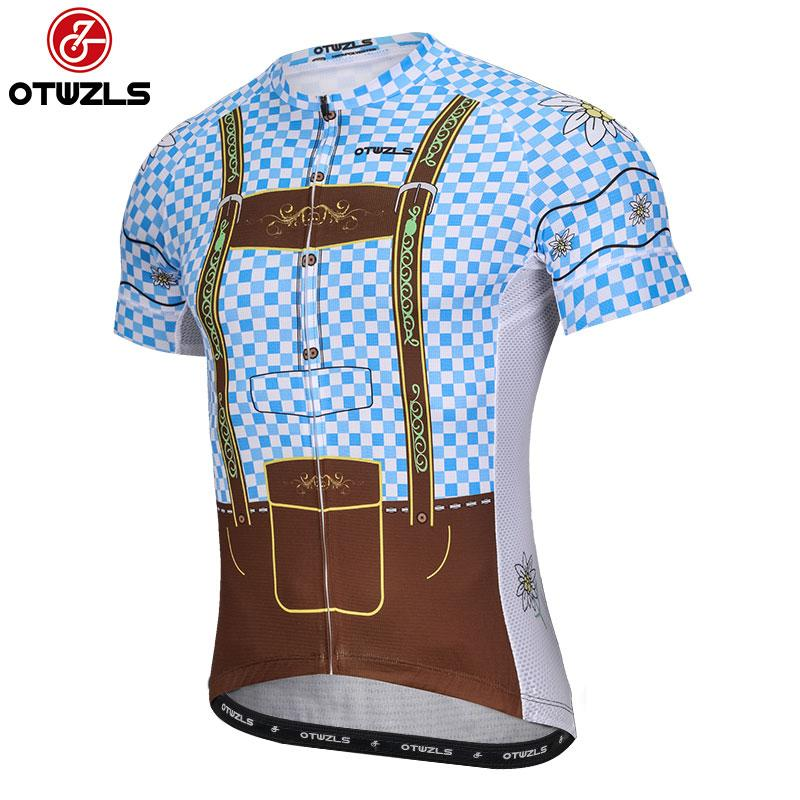46d96e744 2018 Pro Team Cycling Jersey Men Short Sleeve Ropa Ciclismo Quick-Dry  Mountain Bike Jersey Cycling Clothing Cycle Bicycle Wear Cycling Jersey Men  Ropa ...